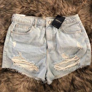 Forever 21 Vintage Jean Shorts